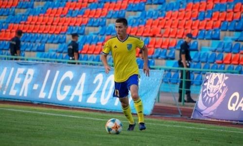 Бывший футболист сборной Казахстана перейдет в клуб КПЛ
