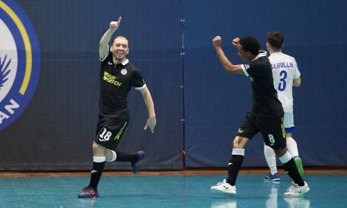 «Кайрат» во второй раз обыграл «Аят» в полуфинале плей-офф чемпионата Казахстана