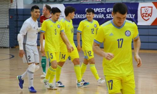 Стопроцентный результат. Сборная Казахстана вошла в ТОП-4 лучших команд отбора на ЕВРО-2022