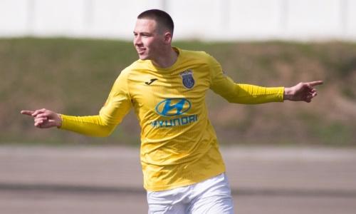 Пять голов в трех матчах. Казахстанский форвард продолжает зажигать в Европе