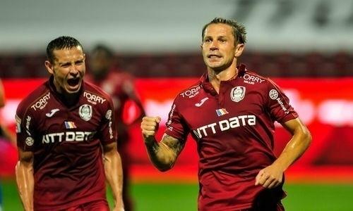 Экс-футболисты КПЛ помогли европейскому клубу одержать победу и завоевали Суперкубок