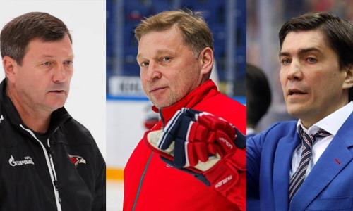 Три воспитанника Усть-Каменогорска встретятся в финале Кубка Гагарина