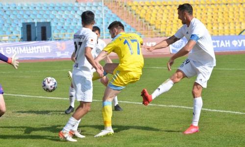 Абат Аймбетов забил 35-й мяч в Премьер-Лиге