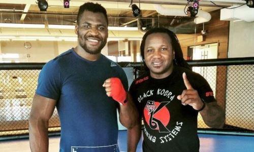 Тренер Нганну оценил его шансы победить Фьюри в бою по правилам бокса