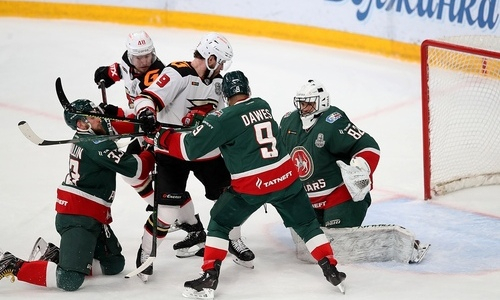 КХЛ подвела итоги финала конференции «Барыса» с участием форварда сборной Казахстана