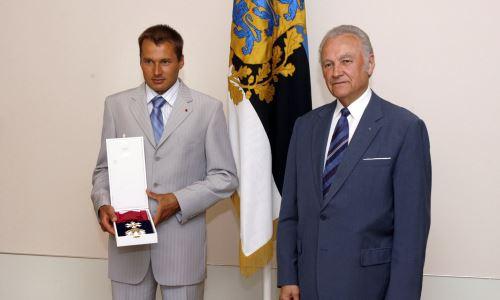 Участник допинг-скандала с Полтораниным лишен двух государственных наград