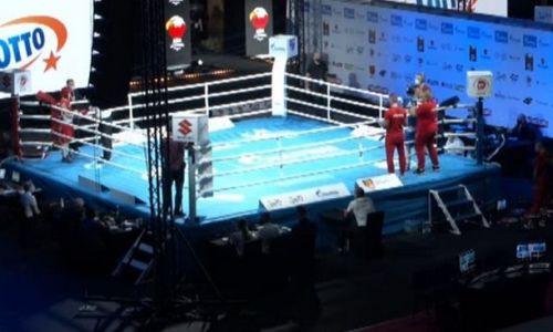 Казахстанская боксерша без боя вышла в следующую стадию МЧМ-2021