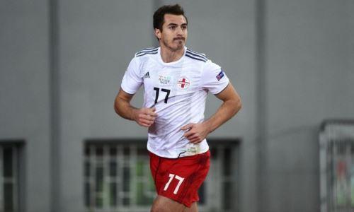 «Сейчас мне было бы легче согласиться». Футболист сборной Грузии рассказал о предложениях из Казахстана