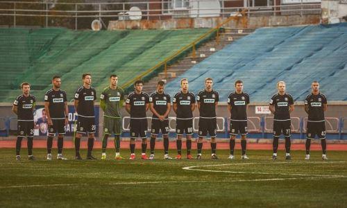 Российский клуб с казахстанцем в составе вдевятером потерпел первое выездное поражение в чемпионате