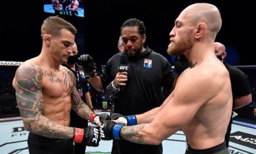 Билеты на турнир UFC с третьим боем Макгрегор — Порье и поединком Жумагулова распроданы за секунды