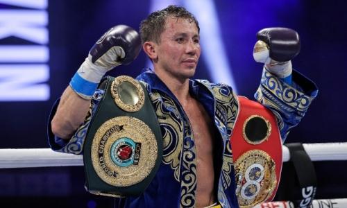 «Головкин — прекрасный пример того, как бокс может быть отстоем». Эксперт The Ring высказал неожиданное мнение