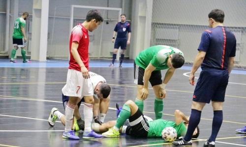 «Актобе» взял реванш у «Атырау» в матче плей-офф чемпионата РК