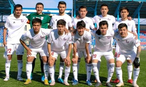 «Байконур» разгромил «Игілік» в матче Первой лиги