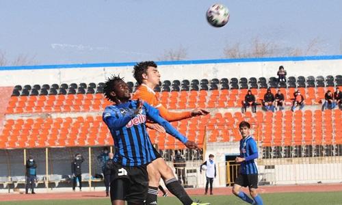 «Мактаарал» минимально обыграл фарм-клуб «Шахтера» в матче Первой лиги