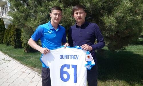Клуб КПЛ объявил о подписании бывшего игрока сборной Казахстана