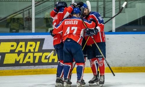 «Арлан» одержал вторую победу над «Сарыаркой» в финале плей-офф чемпионата Казахстана