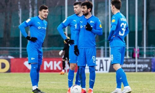 Российский клуб лишился футболиста сборной Казахстана и проиграл четвертый матч в чемпионате подряд