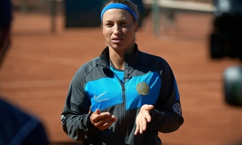 Казахстану не удалось досрочно победить Аргентину на Кубке Билли Джин Кинг