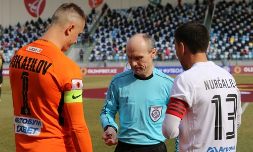 Назначены судьи на матчи шестого тура Премьер-Лиги