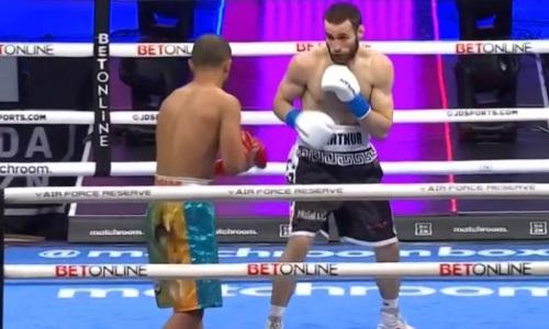С победы «Чеченского волка» начался вечер бокса Андраде — Уильямс