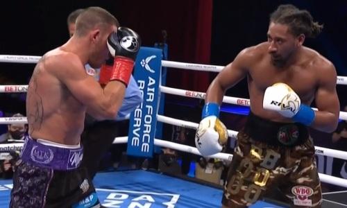 Андраде — Уильямс: видео боя с нокдауном за титул чемпиона мира в весе Головкина