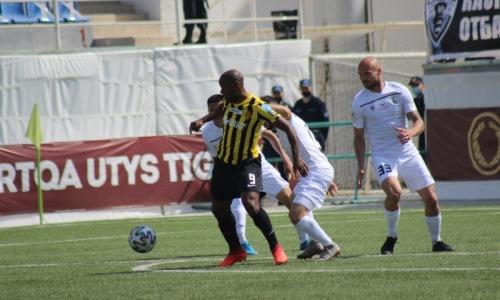 Как за победу. Футболистов «Каспия» наградят премиями за ничью с «Кайратом»