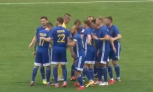 Видеообзор матча Премьер-Лиги «Тараз» — «Акжайык» 1:0