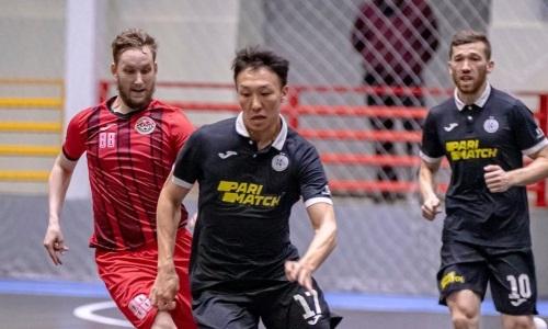 «Кайрат» пропустил шесть голов от «Аята», но вышел в финал плей-офф чемпионата РК