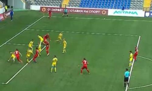 Видеообзор матча Премьер-Лиги «Астана» — «Кызыл-Жар СК» 3:1