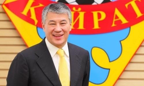 Кайрат Боранбаев назвал причину отказа от покупки португальского клуба