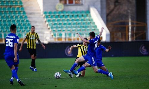 Черногорский полузащитник «Турана» не сыграет против «Каспия»