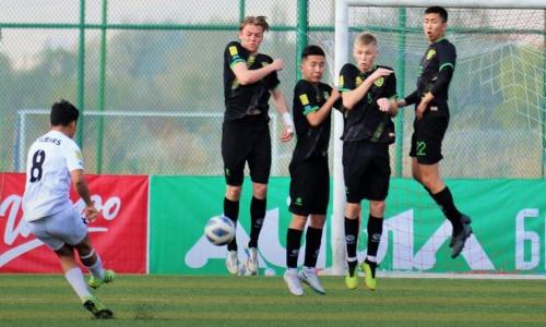 Зарубежный клуб с двумя казахстанцами в составе проиграл пятый матч подряд и идет на последнем месте