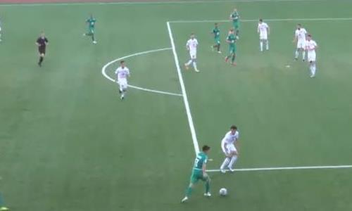 Видеообзор матча Премьер-Лиги «Кайсар» — «Атырау» 1:1