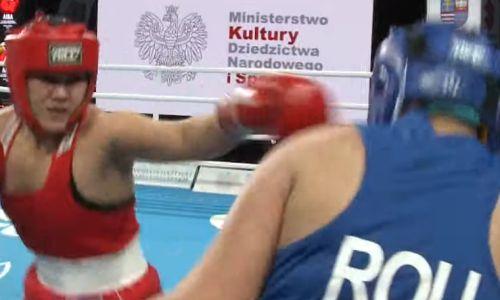 Казахстан гарантировал себе третью медаль на молодежном ЧМ-2021