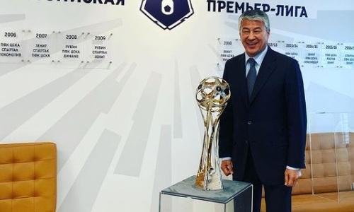 «Кайрат» сменит КПЛ на РПЛ? Боранбаев дал ответ на вопрос