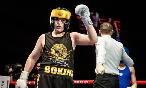 Сыну Рамзана Кадырова отдали странную победу в боксерском поединке. Видео