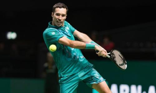 Кукушкин потерял пять строк в рейтинге ATP