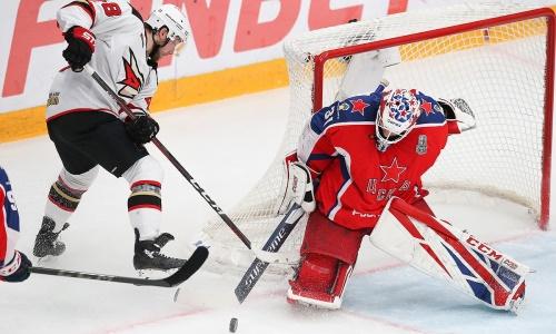 Принципиальный соперник «Барыса» впервые за девять лет выиграл матч в финальной серии КХЛ