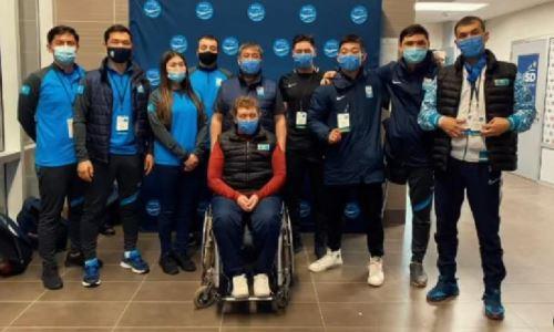 11 медалей завоевали казахстанцы на чемпионате мира по пара плаванию в США