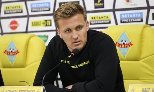 Боранбаев прокомментировал интерес клубов РПЛ к Шпилевскому