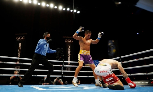 «Хирну непонятно». СМИ назвало причины отказа Головкина от боя с Андраде за три титула