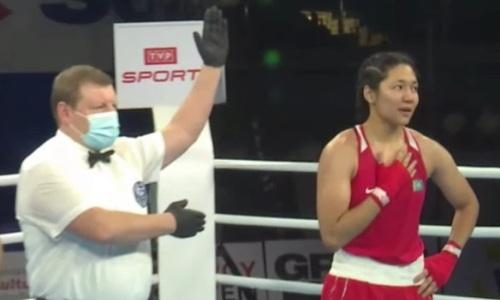 Чемпионка Казахстана гарантировала себе медаль на молодежного ЧМ-2021