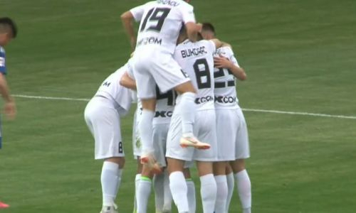 «Туран» и «Каспий» забили четыре гола на двоих, но не выявили победителя в матче КПЛ