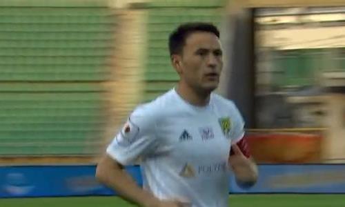 Видеообзор матча Премьер-Лиги «Кайрат» — «Тобол» 2:2