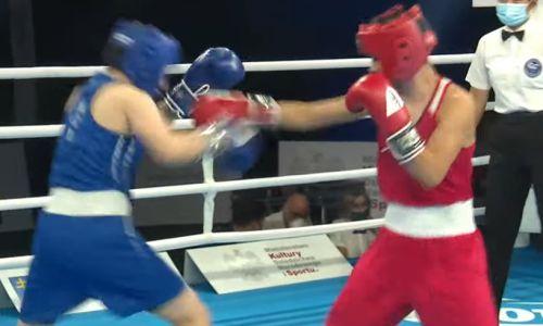 Казахстанская боксерша неожиданно проиграла в дебютном бою молодежного ЧМ-2021