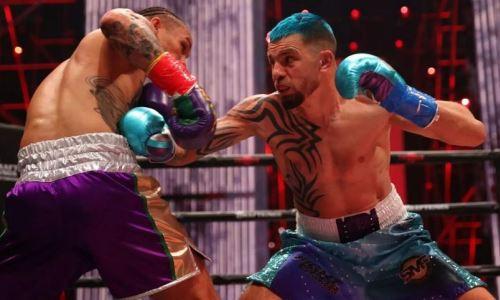 Исход скандального боя украинского боксера был официально изменен