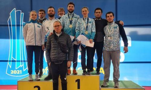 «Идет очень жесткая борьба». Наставник сборной Казахстана по современному пятиборью подвел итоги этапа Кубка мира