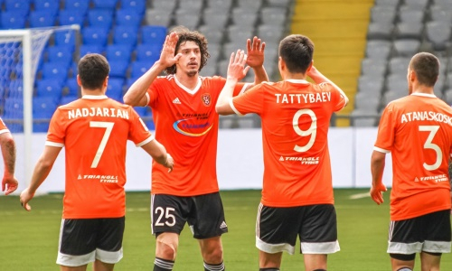 «Ребята есть в Караганде, просто не давали им играть». Юсуп Шадиев объяснил неудачи «Шахтера» в КПЛ-2021