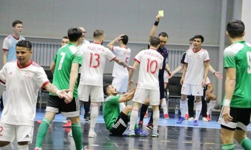 «Актобе» вышел победителем в третьем полуфинальном матче плей-офф чемпионата РК