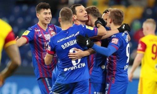 Зайнутдинов? «Краснодар» вслед за Гончаренко нацелился на футболиста ЦСКА